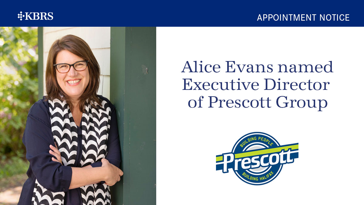 Alice Evans named Executive Director of Prescott Group