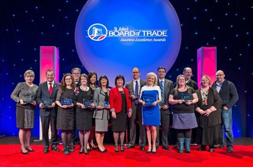 Business Excellence Winners